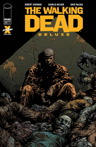The Walking Dead Deluxe #16 (Finch & McCaig Cover)