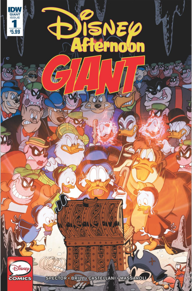 Disney Afternoon: Giant #1