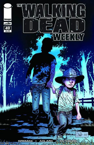 The Walking Dead Weekly #49