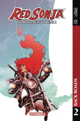 Red Sonja: Worlds Away Vol. 2