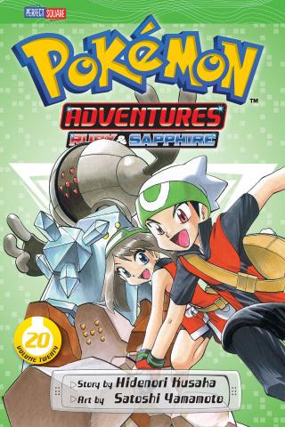 Pokemon Adventures Vol. 20: Ruby & Sapphire