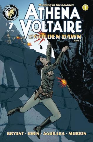 Athena Voltaire #7 (Bryant Cover)