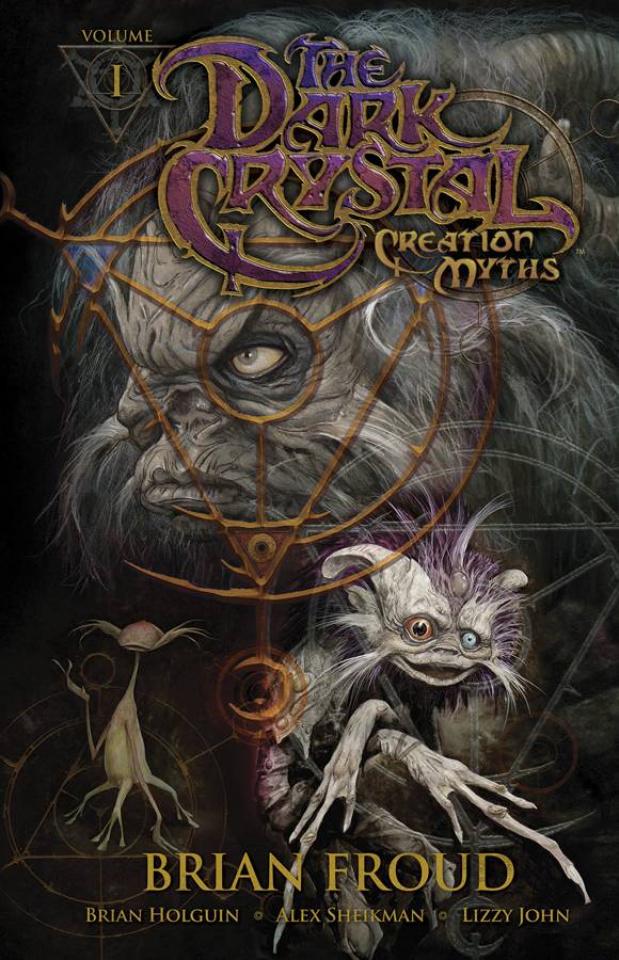The Dark Crystal Vol. 1: Creation Myths