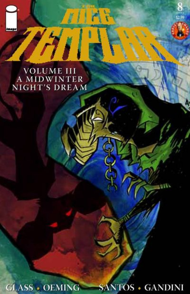 The Mice Templar #8 (Oeming Cover)