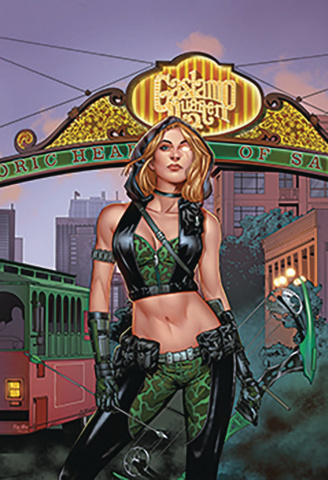Robyn Hood: The Curse #5 (McCoy Cover)