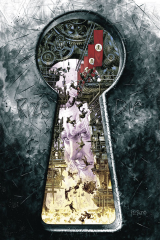 Fight Club 3 #1 (Fegredo Cover)