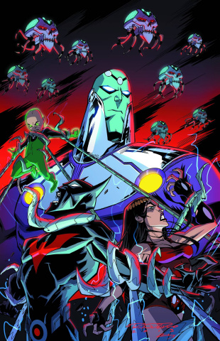 Batman Beyond Universe #6