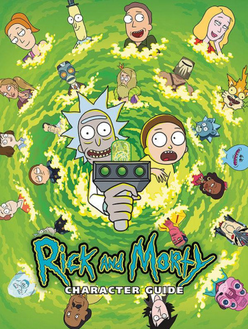 Rick & Morty Character Guide