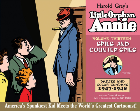 The Complete Little Orphan Annie Vol. 13