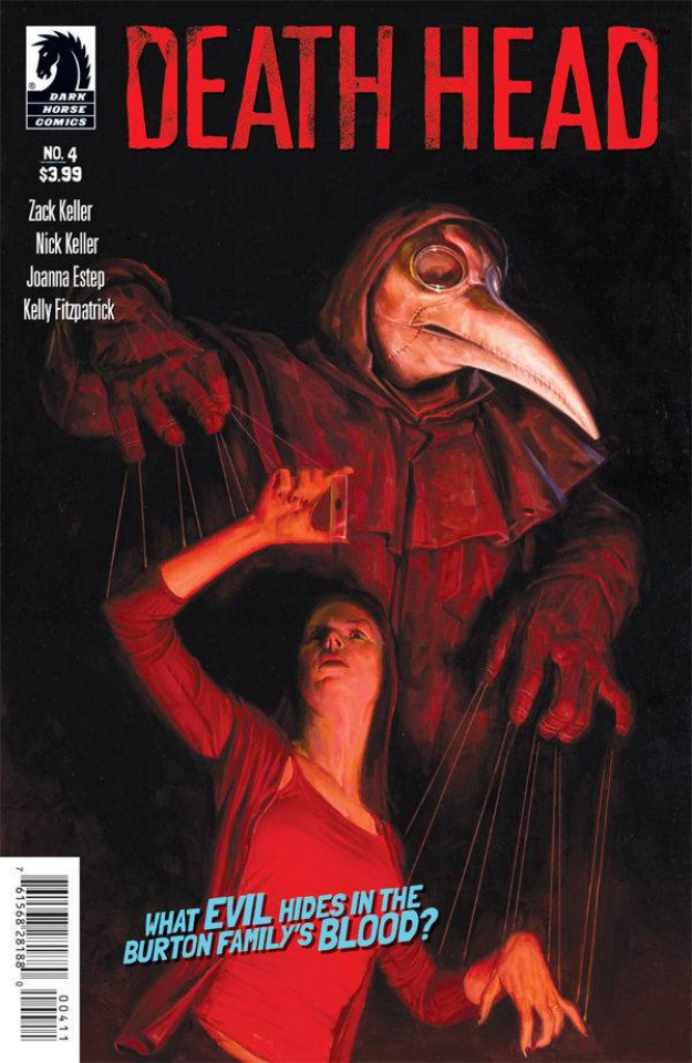 Death Head #4