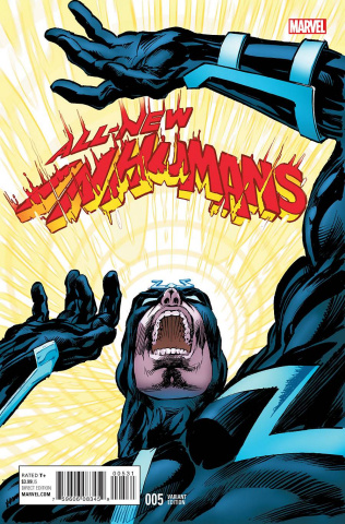 All-New Inhumans #5 (Neal Adams Classic Cover)