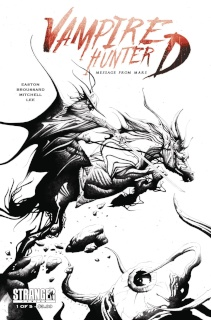 Vampire Hunter D: Message from Mars #1 (2nd Printing)