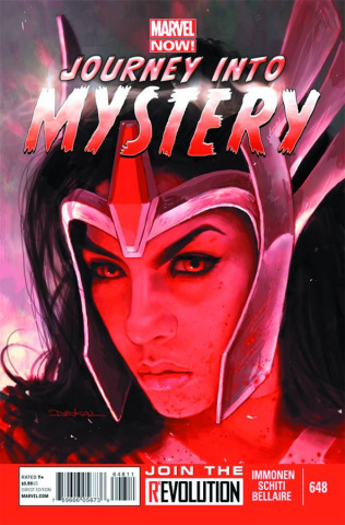 Journey Into Mystery #648