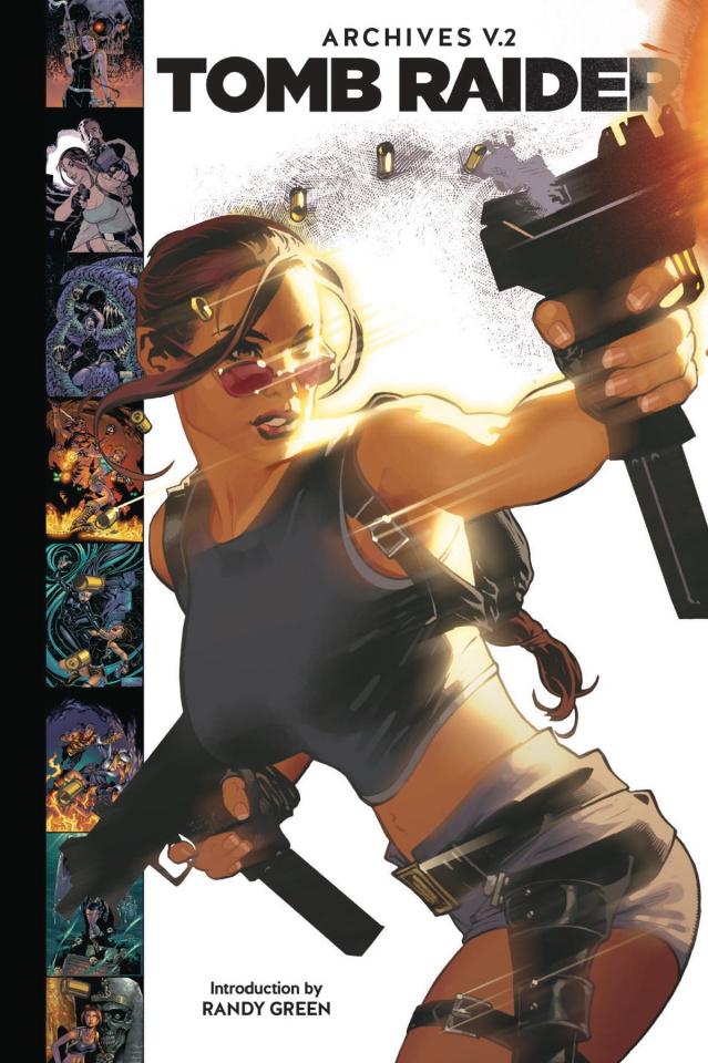 Tomb Raider Archives Vol. 2