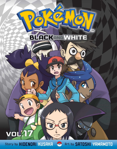 Pokémon: Black & White Vol. 17