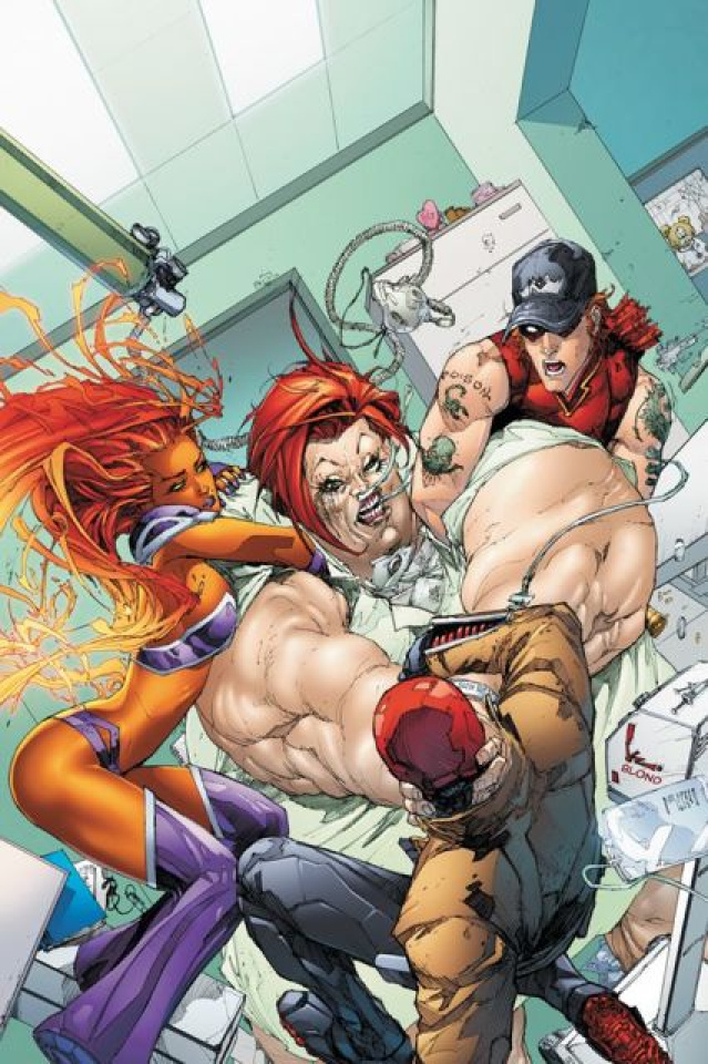 Red Hood and The Outlaws #8