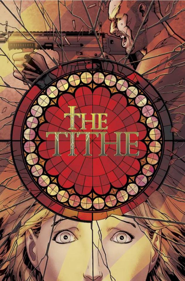 The Tithe #4 (Ekedal Cover)
