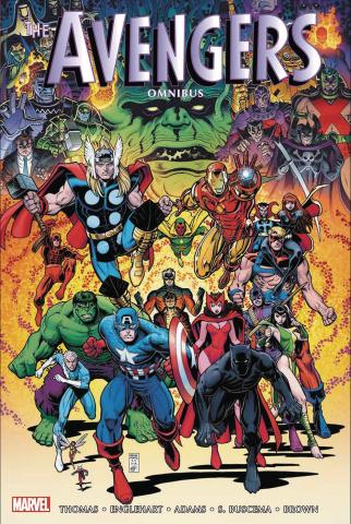 Avengers Vol. 4 (Omnibus)