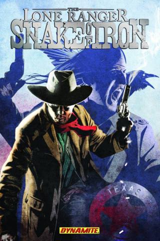 The Lone Ranger: Snake of Iron