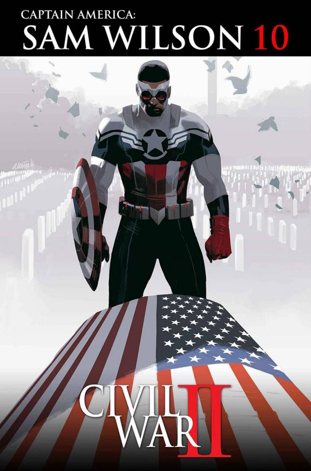 Captain America: Sam Wilson #10