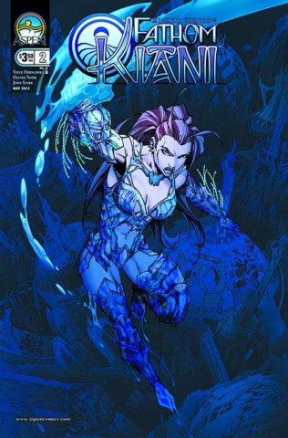 Fathom: Kiani #2 (Nome Cover)