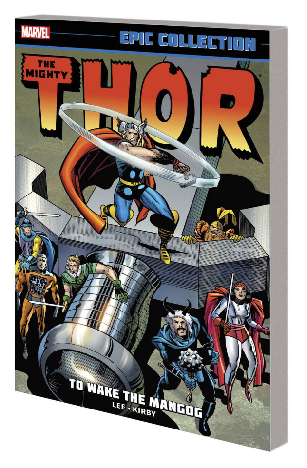 The Mighty Thor Epic Collection: To Wake Mangog