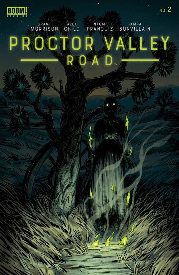 Proctor Valley Road #2 (Franquiz Cover)