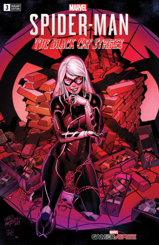 Spider-Man: The Black Cat Strikes #3 (Pacheco Cover)