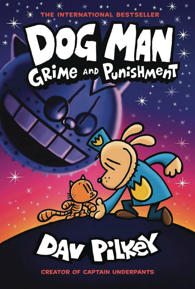 Dog Man Vol. 9: Grime and Punishment