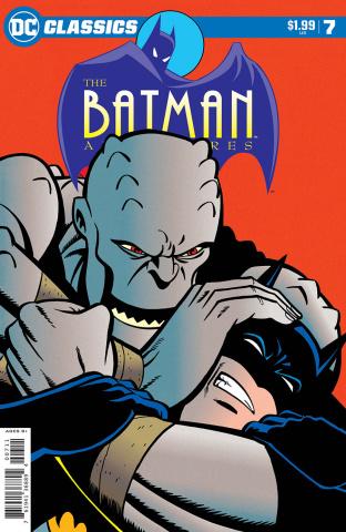 DC Classics: The Batman Adventures #7