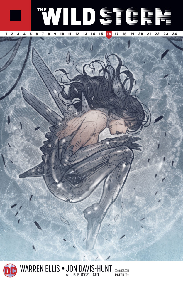 The Wild Storm #16 (Variant Cover)