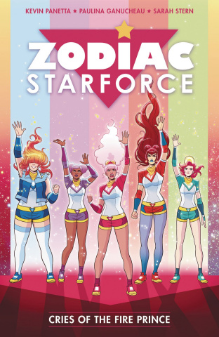 Zodiac Starforce Vol. 2: Cries of the Fire Prince