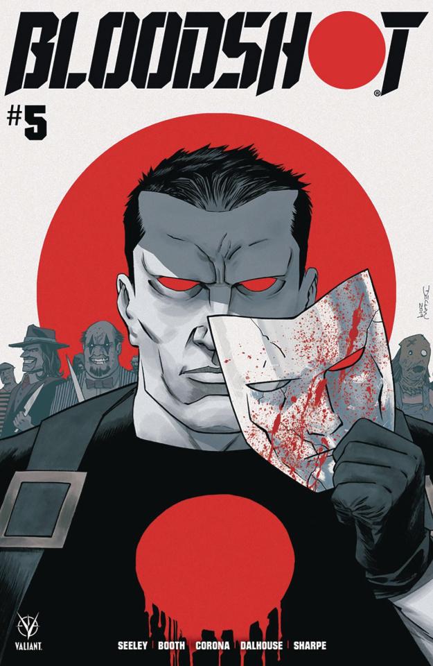 Bloodshot #5 (Shalvey Cover)