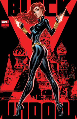 Black Widow #1 (J.S. Campbell Cover)