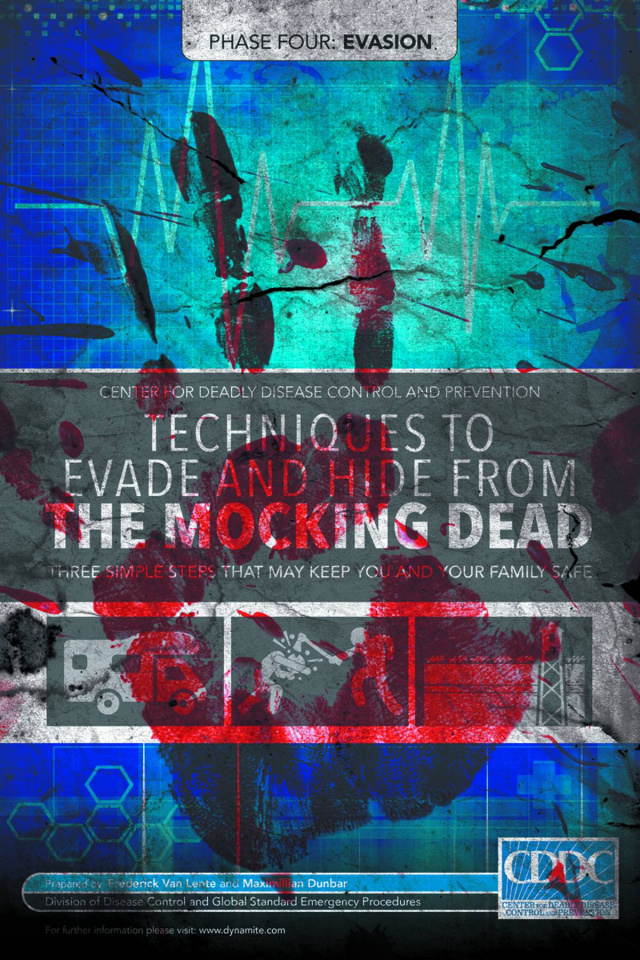 The Mocking Dead #4