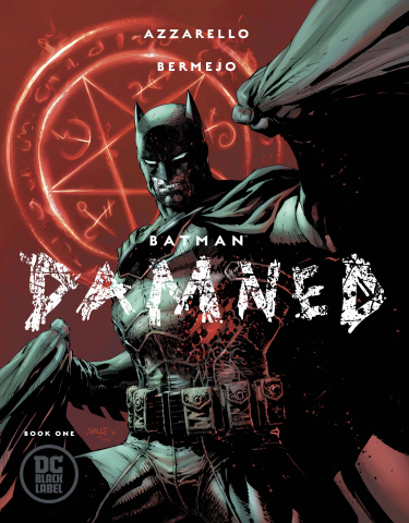Batman: Damned #1 (Variant Cover)