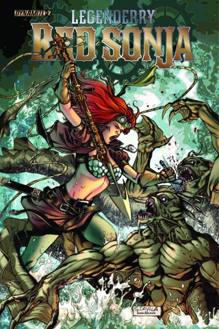 Legenderry: Red Sonja #2
