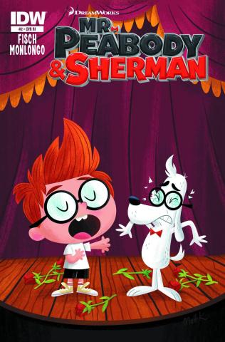 Mr. Peabody & Sherman #2