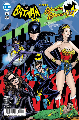 Batman '66 Meets Wonder Woman '77 #6