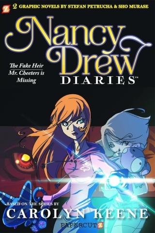 Nancy Drew Diaries Vol. 3
