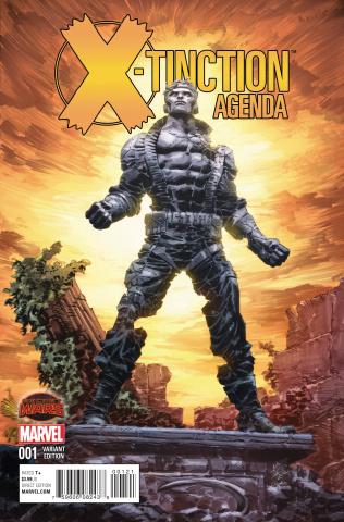 X-Tinction Agenda #1 (Deodato Cover)