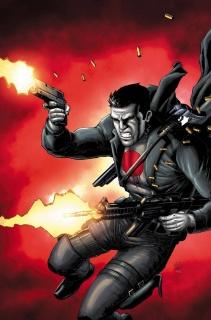 Bloodshot: Reborn #4 (10 Copy Gill Cover)