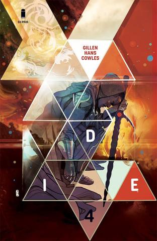 Die #4 (Ward Cover)