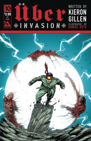 Über: Invasion #10 (War Crimes Cover)