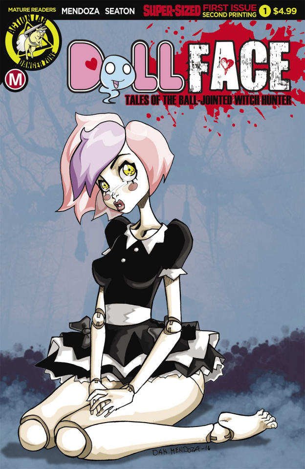 Dollface #1 (2nd Printing)
