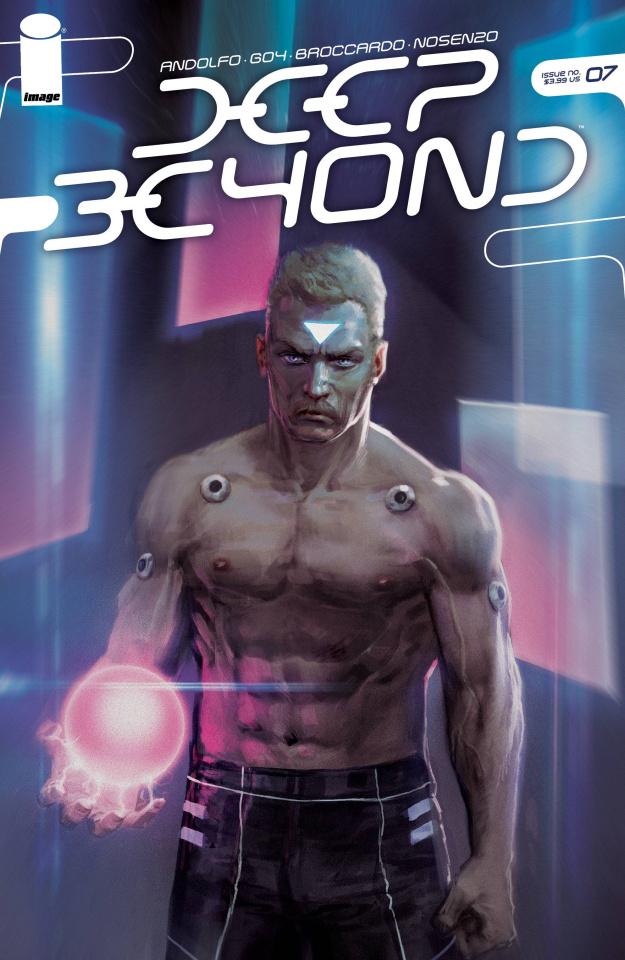 Deep Beyond #7 (Meloni Cover)