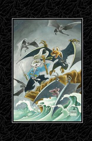 The Usagi Yojimbo Saga Vol. 3 (Limited Edition)