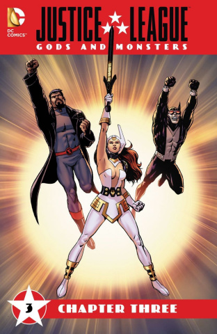 JLA: Gods and Monsters #3