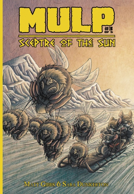 Mulp: Sceptre of the Sun #3