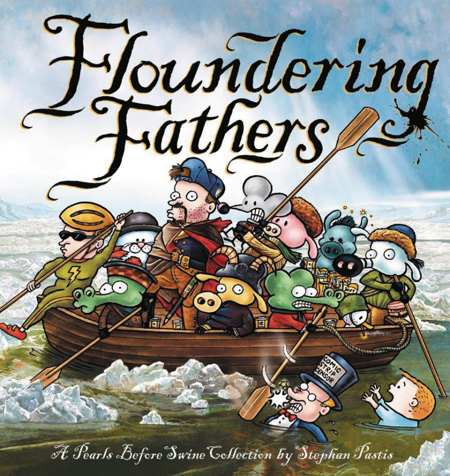 Pearls Before Swine: Floundering Fathers